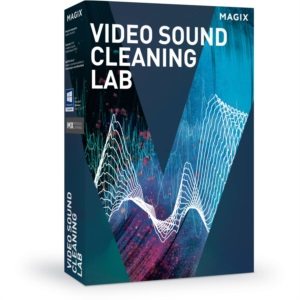 MAGIX Video Sound Cleaning Lab - Software original