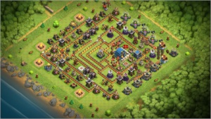 Clash of clans cv 12