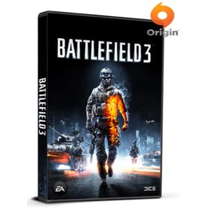 Battlefield 3 key origin R$50