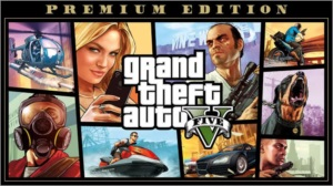 [ EPIC GAMES ]   GTA V PREMIUM PARA PC