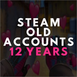 Conta Steam Old - 12 Anos