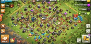 Clash of Clans CV 12 BARATO