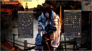 BLACK DESERT 553 GS, BARRACA PTW + 20 CHARS MAIORIA LEVEL 60