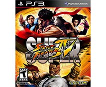 Jogo Super Street Fight IV PS3