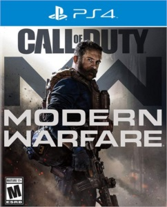 Call Of Duty: Modern Warfare + Resident Evil 7 Mídia digital