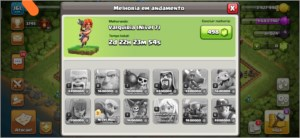 Clash of clans cv12 semi full