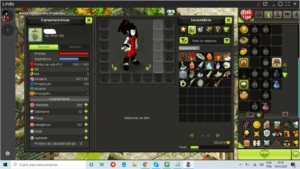 CONTA YOP 154 DOFUS TOUCH BRUTAS COM SCROLL INT