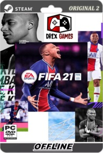 FIFA 21 Pc Origin Offline Original