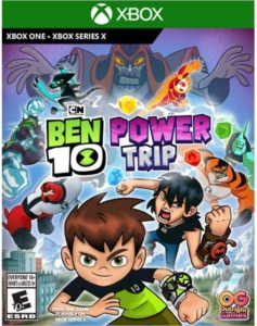 Ben 10: Power Trip Xbox One Digital