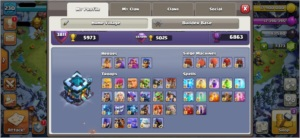 Clash of Clans cv 13 Full Mato