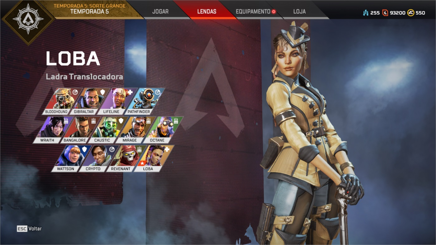 Apex Legends PC - 4 Season Completas - Season 5 Comprado