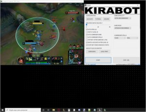 BOT para League of Legends (30 dias) - KIRABOT