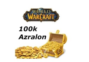 100K DE GOLD AZRALON