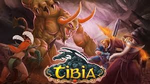 Compro Acc Tibia com Loyalty 3600+ (50%)