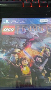 PS4 - LEGO The Hobbit [ LACRADO ]