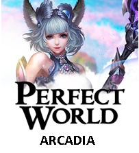 1KK (1MILHAO) MOEDAS PERFECT WORLD - ARCADIA