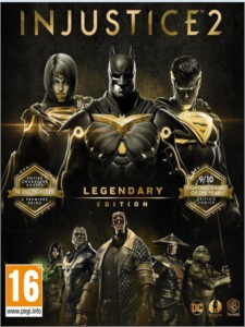 Injustice 2 Legendary Edition Steam Key