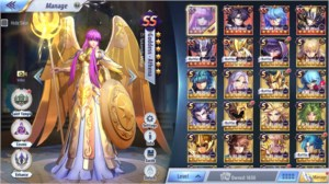 CONTA EXCELENTE SAINT SEIYA AWAKENING GLOBAL
