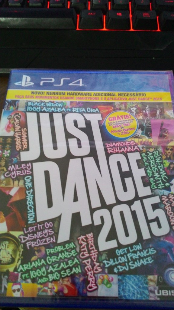 PS4 - Just Dance 2015 [ LACRADO ]
