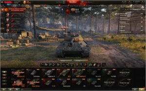 CONTA WORLD OF TANKS