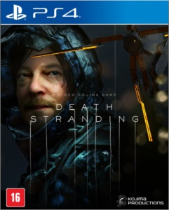 Death Stranding - Secundária - PS4