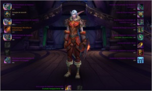 Conta WOW  : Battle for azeroth
