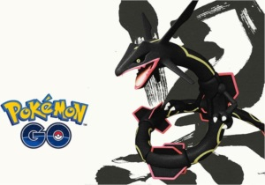 POKEMON GO CAPTURA RAYQUAZA CHANCE DE VIR SHINY