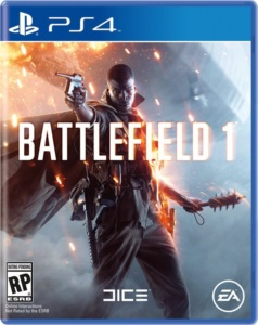 Battlefield™ 1 - PS4 Mídia Digital