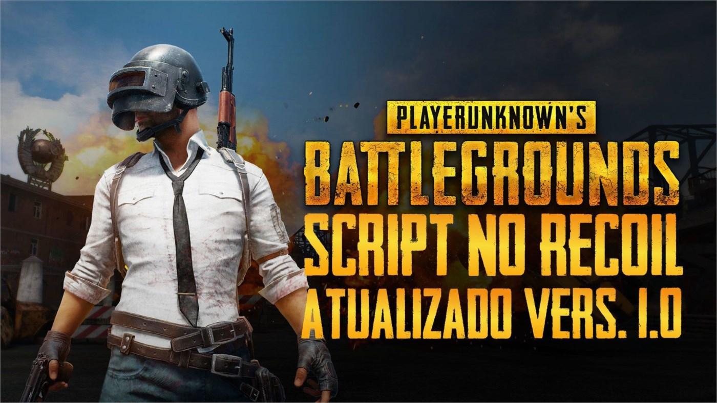 Playerunknowns Battlegrounds - Battlegrounds Pubg Script