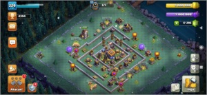Clash Of Clans CV13 FULL! MAiS 17.000 GEMAS DE LAMBUJA!