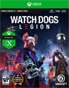 Watch Dogs: Legion Xbox One Digital Online