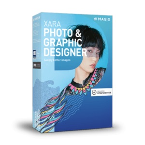 Xara Photo & Graphic Designer - software original