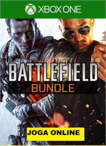 Battlefield 4 + Hardline Xbox One Digital Online