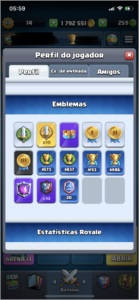Clash royale e Clash of clans full