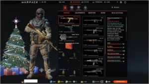 CONTA PATENTE 59 WARFACE SEGUNDO TENENTE SF