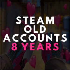 Conta Steam Old - 8 Anos