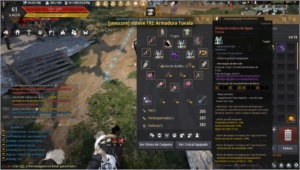 Black desert - Ninja 61, 694 GS Kuthum - 1.671.397.558 gold