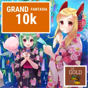 Gold Grand Fantasia 10k