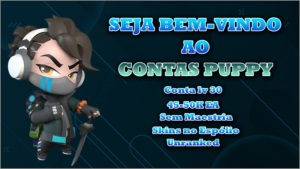 CONTAS UNRANKED/SMURF LVL30 LEAGUE OF LEGENDS