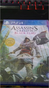 PS4 - Assassin's Creed IV Black Flag [ LACRADO ]