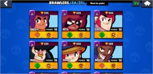 Brawl Stars Conta Semi Full