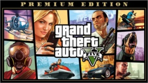 CONTA GTA V PREMIUM EDITION - (EPIC GAMES)