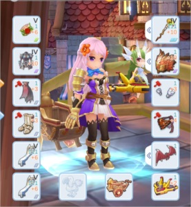 Ragnarok Mobile Genetic LV 111/41 CASHADO