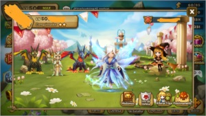 Summoners War Global + Isis + Martina + Psamathe + Bastet +