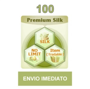 100 SILK ROAD PREMIUM - PRONTA ENTREGA - LEVEL UP GAMES