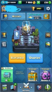 Clash Royal lv9