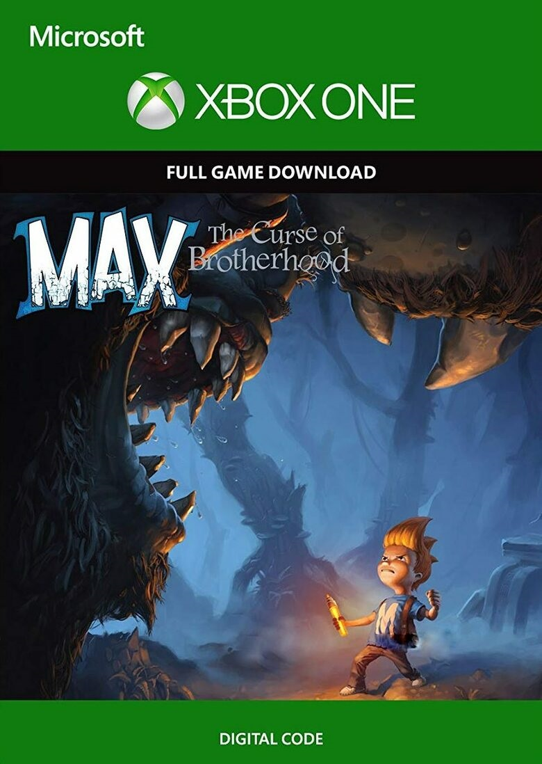 Max: the curse of brotherood Xbox one