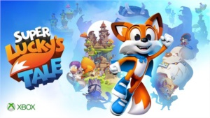 Super Lucky's Tale Digital Online Xbox One/pc