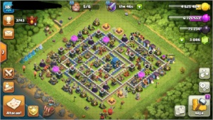 Clash of Clan cv12 barato