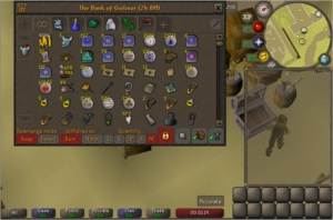 Conta OSRS ttlv 1963